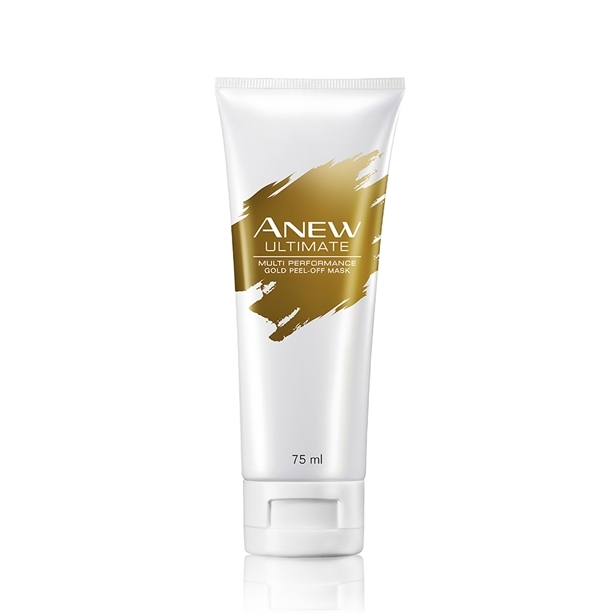 Avon Zlatá zlupovacia maska Anew Ultimate (Multi Performance Gold Peel-Off Mask) 75 ml