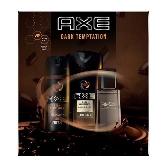 Axe Kozmetická prémiová sada pre mužov Dark Temptation