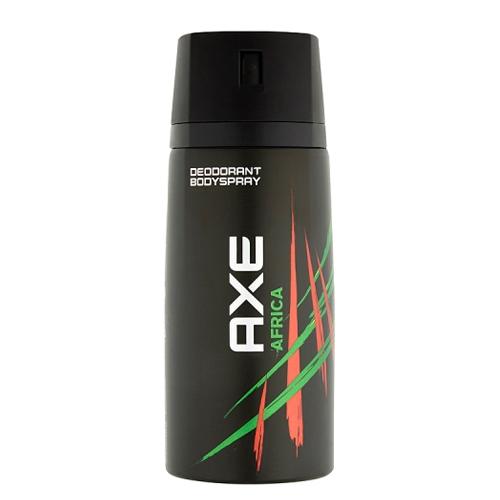 Axe Antiperspirant spray Africa (Deo Spray) 150 ml
