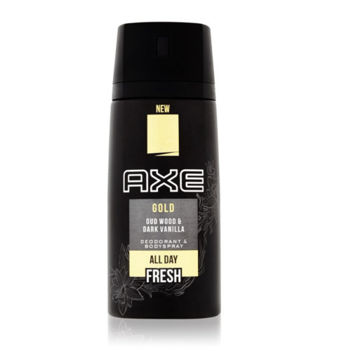 Axe Antiperspirant spray Gold (Deo Spray) 150ml