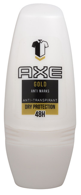 Axe Ball Antiperspirant Aur 50 ml