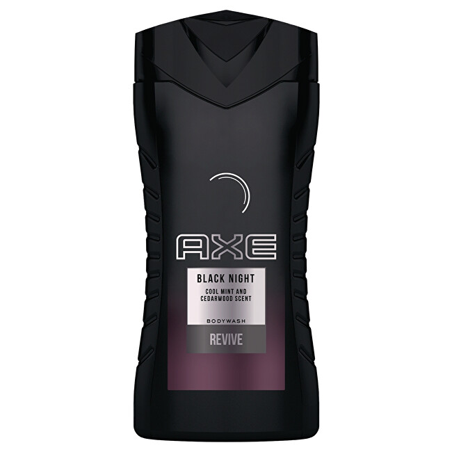 Axe Sprchový gél Black Night (Shower gel) 250 ml