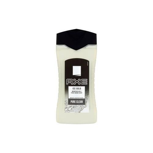 Axe Sprchový gel pro muže Ice Gold 250 ml