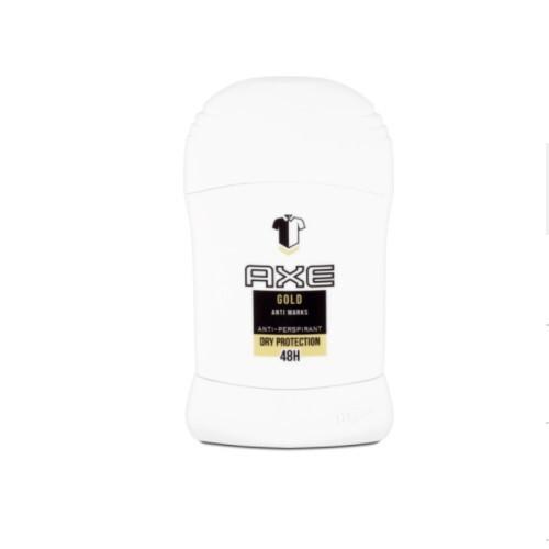 Axe Tuhý antiperspirant Gold 50 ml - SLEVA - prasklé víčko