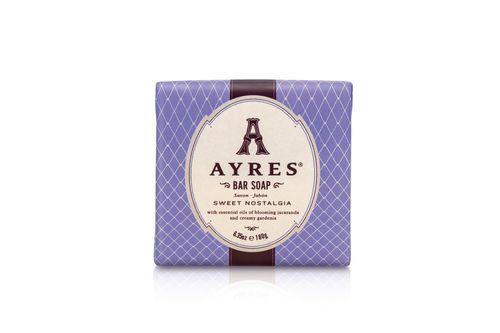 Ayres Přírodní mýdlo s bambuckým máslem Sweet Nostalgia (Bar Soap) 180 g