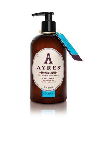 Ayres Patagonia přírodní sprchový a koupelový krém s rostlinnými oleji 354 ml