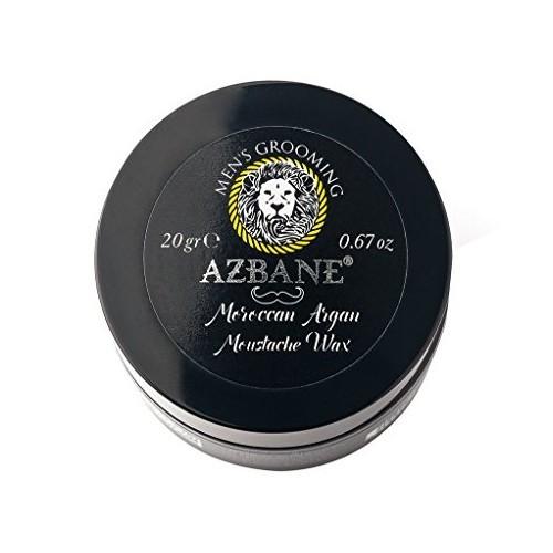 Azbane Arganový vosk na vousy 20 g