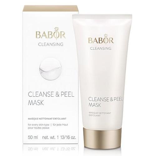 Babor Čisticí a peelingová maska pro všechny typy pleti Cleansing (Cleanse & Peel Mask) 50 ml