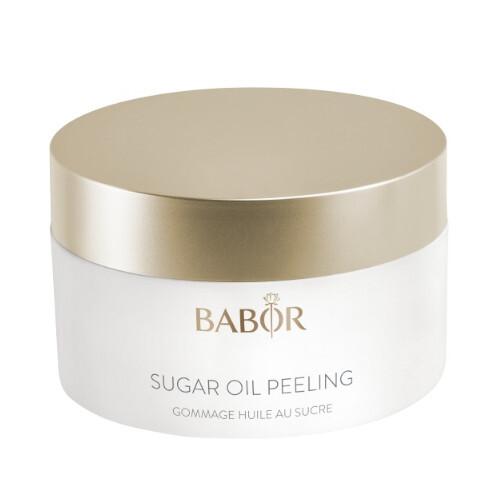 Babor Jemný peeling pro všechny typy pleti Cleansing (Sugar Oil Peeling) 50 ml