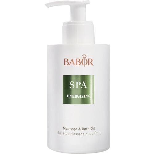 Babor Koupelový a masážní olej SPA Energizing (Massage & Bath Oil) 200) ml