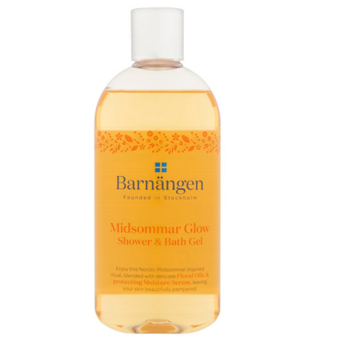 Barnängen Sprchový gél Midsommar Glow (Shower & Bath Gel) 400 ml