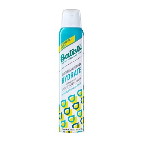 Batiste Suchý šampon na normální a suché vlasy Hydrate (Dry Shampoo) 200 ml