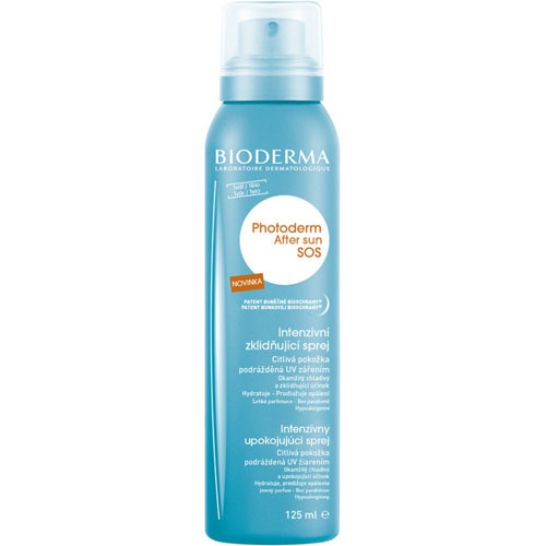 Bioderma Intenzivní zklidňující sprej (Photoderm After Sun SOS) 125 ml