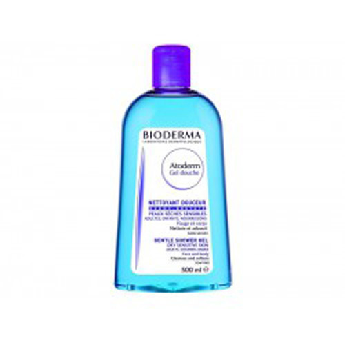 Bioderma Výživný sprchový gel pro suchou pokožku Atoderm (Gentle Shower Gel) 500 ml