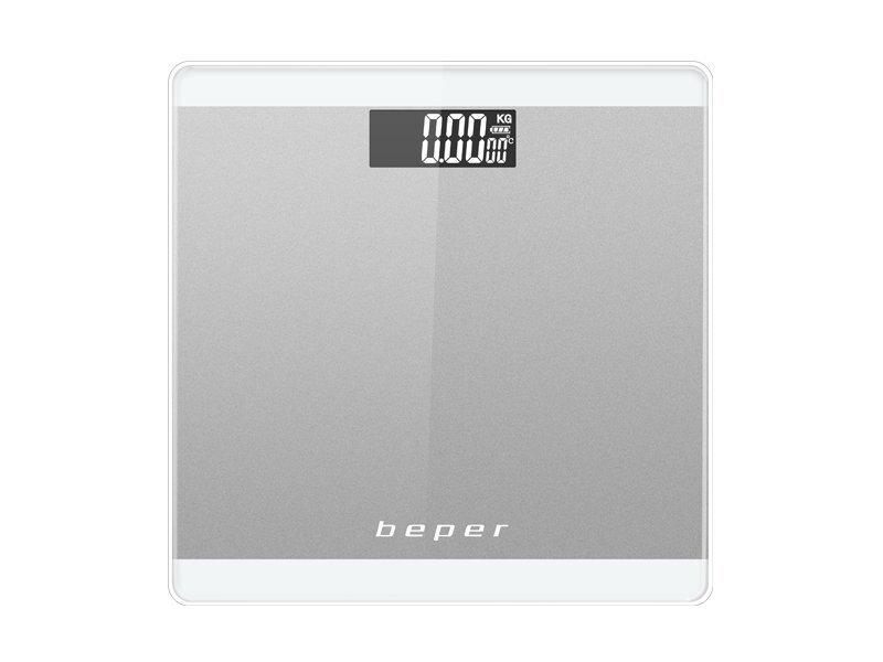Beper Digitální osobní váha 40822SIL
