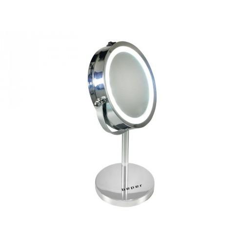 Beper Kosmetické LED stolní zrcátko 40290