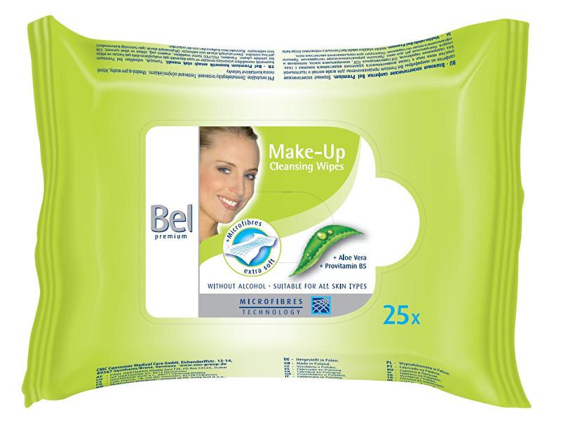 Fotografie Bel kosmetické odličovací ubrousky 25 ks