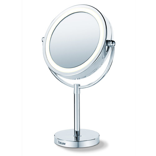 Beurer Kosmetické zrcadlo BS 69 - SLEVA - prasklé klasické zrcátko, zvětšovací v pořádku