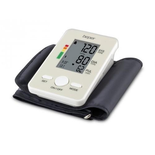 Beper Měřič krevního tlaku pažní 40120 Easy Check