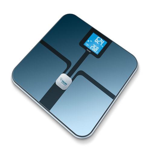 Beurer Osobní diagnostická váha BF 800 Black