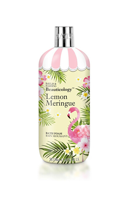 Baylis & Harding Pěna do koupele Lemon Meringue (Bath Foam) 500 ml
