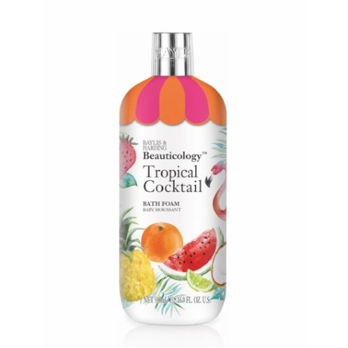 Baylis & Harding Pěna do koupele Tropický koktejl (Bath Foam) 500 ml