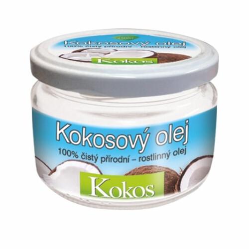 Bione Cosmetics 100 % Kokosový olej 220 ml
