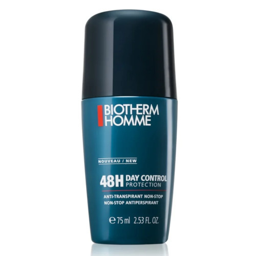 Biotherm Antiperspirant roll-on pre mužov Homme 48h Day Control (Non-Stop Antiperspirant) 75 ml