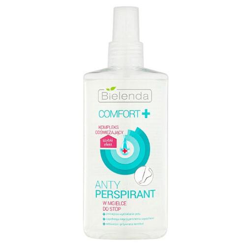 Bielenda Antiperspirant ve spreji na nohy Comfort (Antiperspirant Mist For Feet) 150 ml