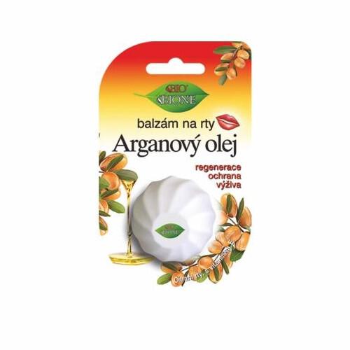 Bione Cosmetics Balzám na rty Arganový olej 6 ml