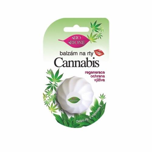 Bione Cosmetics Balzám na rty Cannabis 6 ml