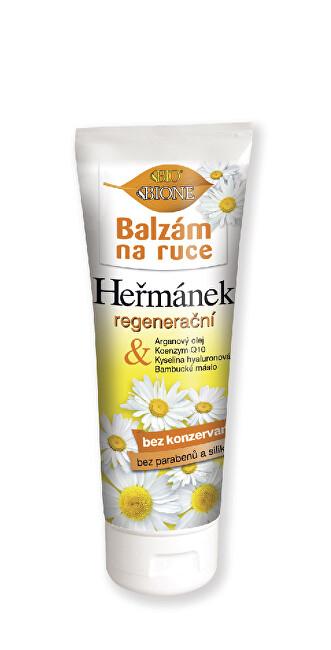 Bione Cosmetics Balzám na ruce Heřmánek 205 ml