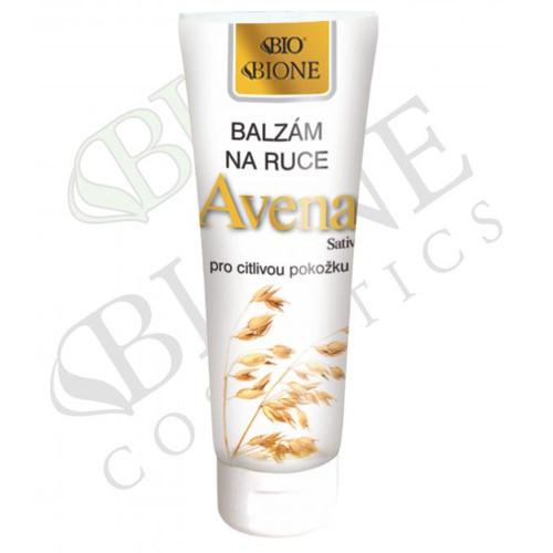 Bione Cosmetics Balzám na ruce pro citlivou pokožku Avena Sativa 200 ml