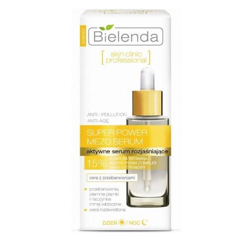 Bielenda Rozjasňující pleťové sérum Skin Clinic Professional (Active Brightening Serum) 30 ml