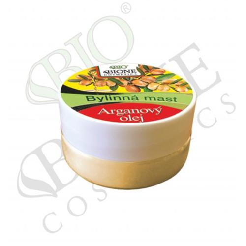 Bione Cosmetics Bylinná mast Arganový Olej 51 ml