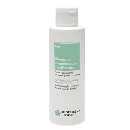 Biofficina Toscana Čisticí šamponový koncentrát (Purifying Shampoo Concentrate) 150 ml