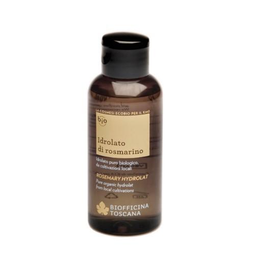 Biofficina Toscana Čistý organický rozmarýnový hydrolát (Rosemary Hydrolat) 100 ml
