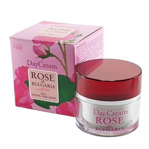 BioFresh Denní zklidňující krém s růžovou vodou Rose Of Bulgaria (Day Cream) 50 ml