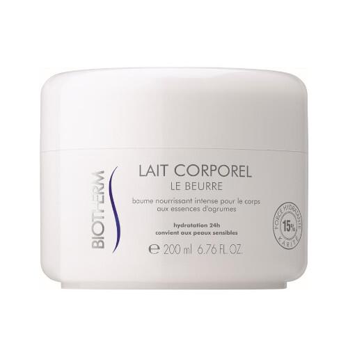 Biotherm Hydratační tělové máslo pro suchou pokožku Lait Corporel (Intensive Anti-Dryness Body Butter) 200 ml