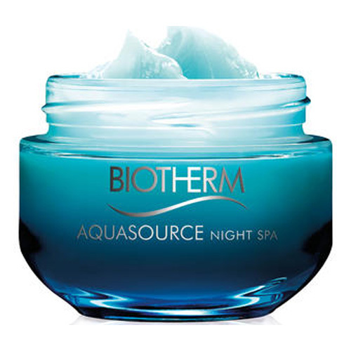 Biotherm Nočný pleťový balzam Aquasource (Night Spa Balm) 50 ml