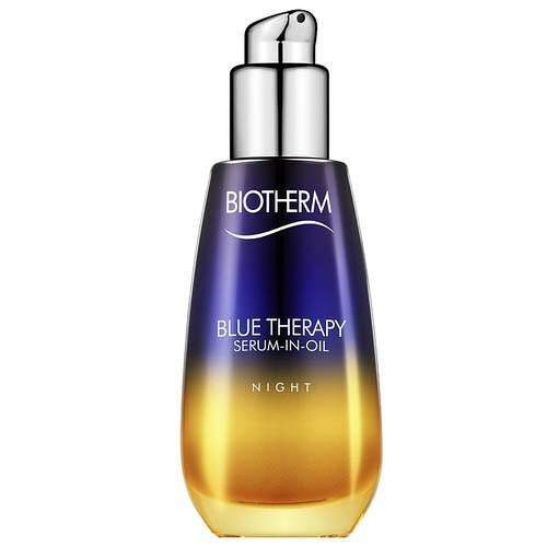 Biotherm Nočné sérum proti starnutiu pleti Blue Therapy (Serum In Oil) 30 ml