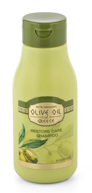 BioFresh Olivový regenerační šampon pro všechny typy vlasů Olive Oil Of Greece (Restore Care Shampoo) 300 ml