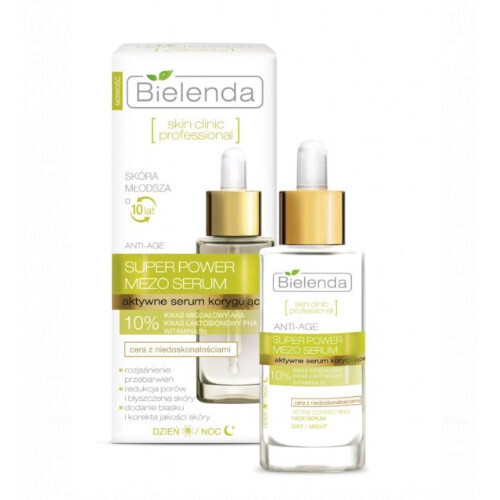 Bielenda Omlazující sérum pro pleť s nedokonalostmi Skin Clinic Professional (Corrective Face Serum) 30 ml