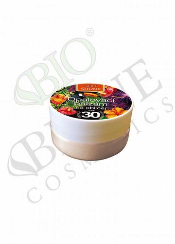 Bione Cosmetics Opalovací balzám na obličej SPF 30 (Face Sun Balm SPF 30) 51 ml
