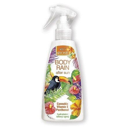 Bione Cosmetics Regenerační sprej na pokožku po opalování (Body Rain After Sun) 260 ml