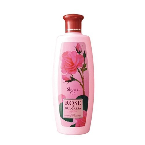 BioFresh Sprchový gél s ružovou vodou Rose Of Bulgaria (Shower Gel) 330 ml