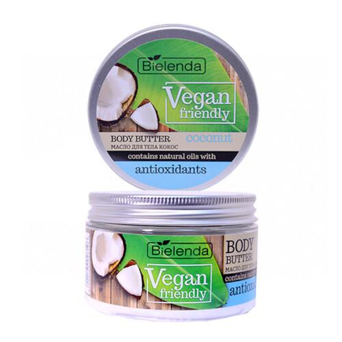 Bielenda Tělové máslo Vegan Friendly (Coconut Body Butter) 250 ml