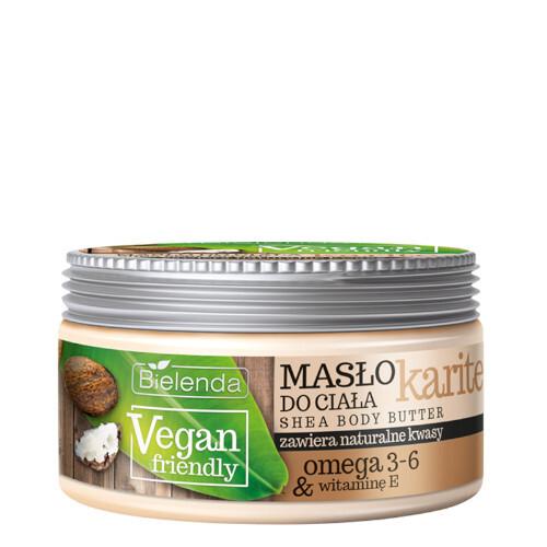 Bielenda Tělové máslo Vegan Friendly (Shea Body Butter) 250 ml