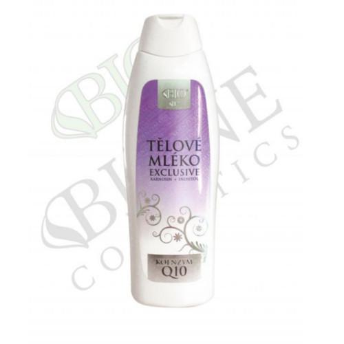 Bione Cosmetics Tělové mléko Exclusive Q10 500 ml