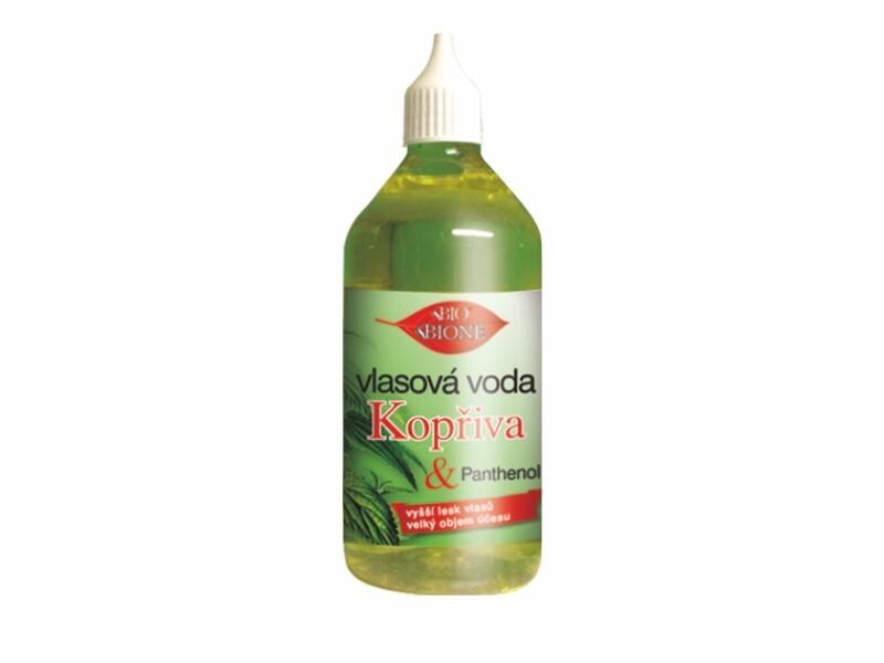 Bione Cosmetics Vlasová voda Kopřiva 215 ml